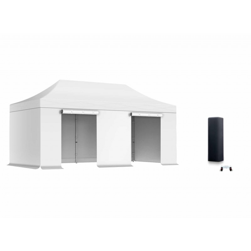 xptent pack barnum pliant pro alu 50mm 3x6m solide haute qualit. Black Bedroom Furniture Sets. Home Design Ideas