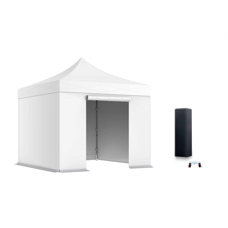 faltzelt pro pack alu 40mm ultra faltbar 3x3 faltpavillon xptent. Black Bedroom Furniture Sets. Home Design Ideas